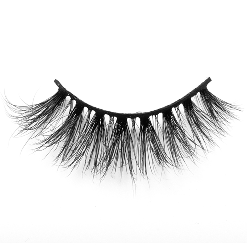 GE05 Factory Price Handmade 3D Mink Fur Lashes with Private Label