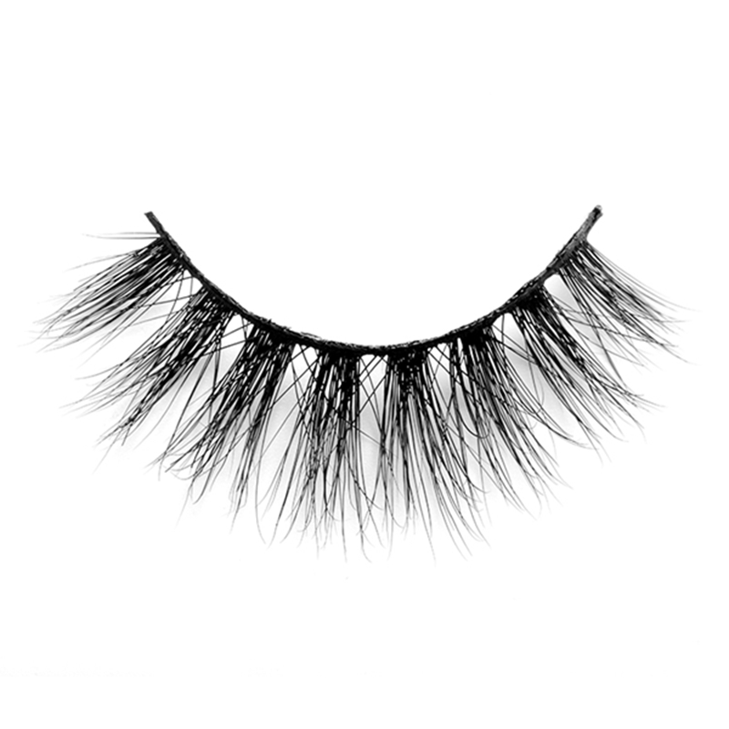 GE91 Pure hand made 3D mink lashes wholesaler