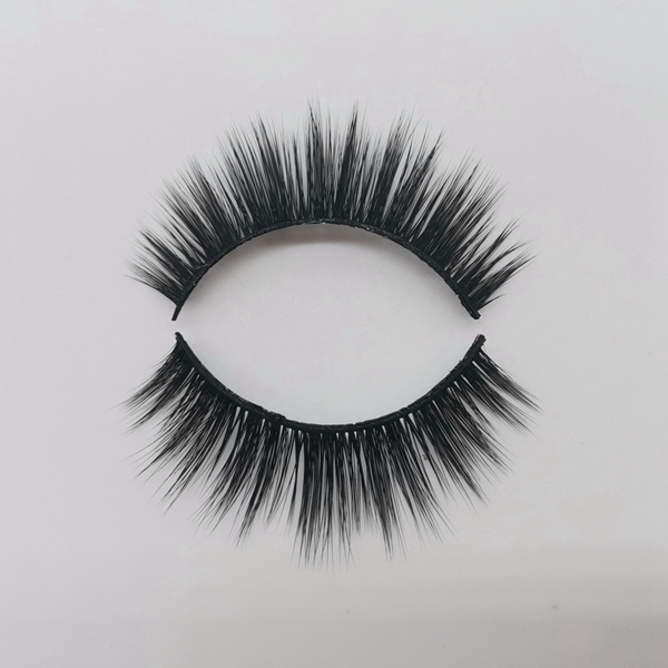 Premium Quality 5D Faux Mink Lashes Natural Long 20 mm Private Label Faux Mink Eyelashes