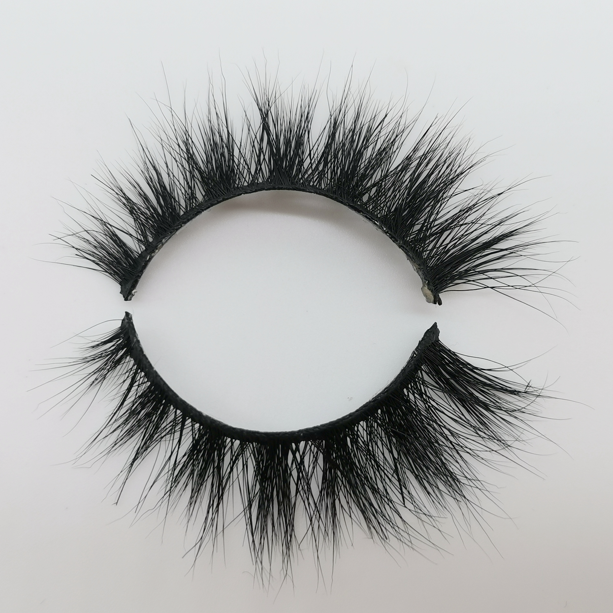 Glamorous Lashes Wholesale 3D Mink Lashes Own Brand Mink Fur Eyelashes