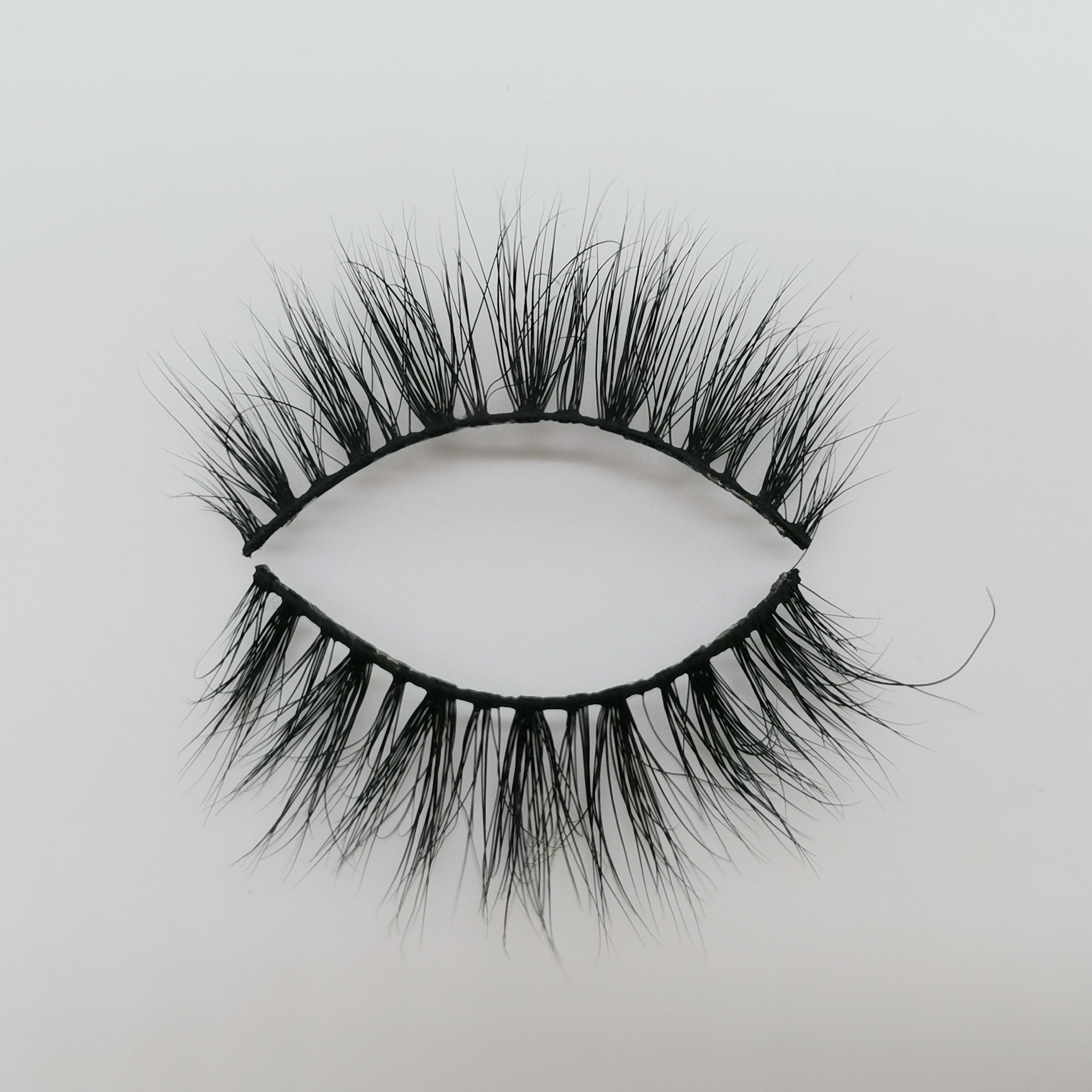 Wholesale OEM Eyelash Factory 100% Real Siberian Mink Fur 3D Mink Lashes