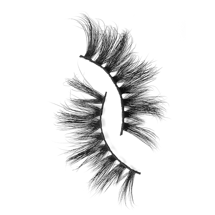 Wholesale Long Dramatic Mink Lashes 25mm Real Mink Eyelashes