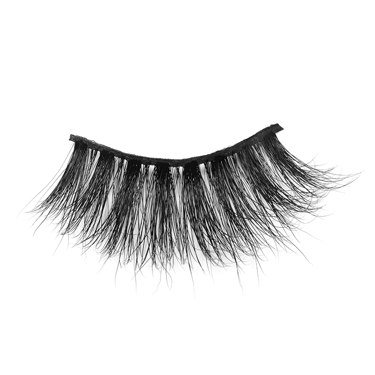 Fluffy Mink Lash 25mm 5D Real Siberian Mink Eyelashes