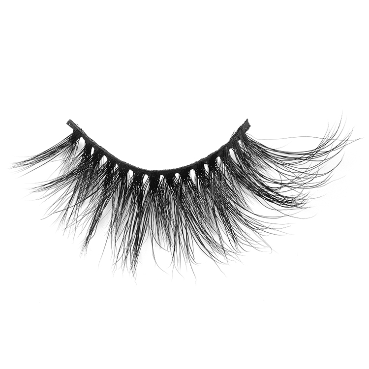 Hot Sale 25mm Siberian Mink Lashes Wholesale