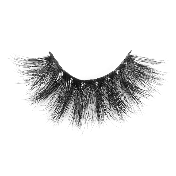 High quality pure hand made 5D mink lashes wholesaler